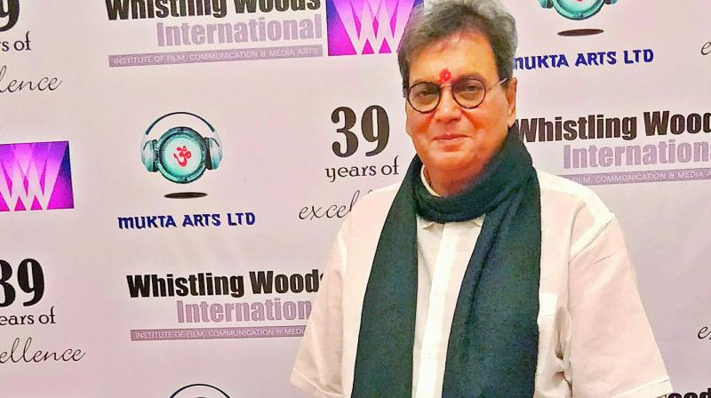 Subhash Ghai ruled the industry in the '80s and '90's.