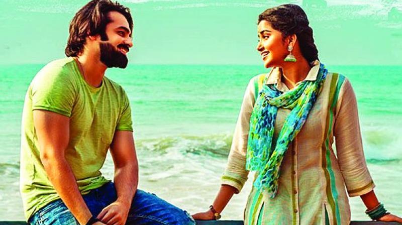 With Vunnadi Okate Zindagi (VOZ), Kishore Tirumala follows in the path of the romantic feel-good Nenu Sailaja.