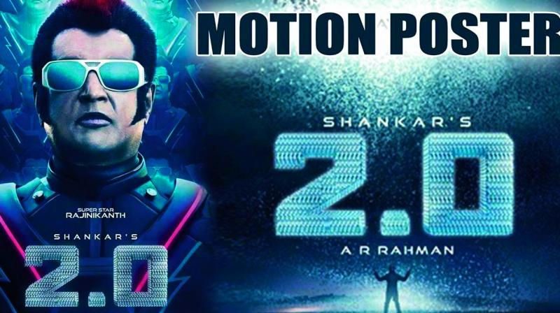 he makers of 2.0 felt it would be an injustice to both the films. And so, they decided to go for the next best release date.
