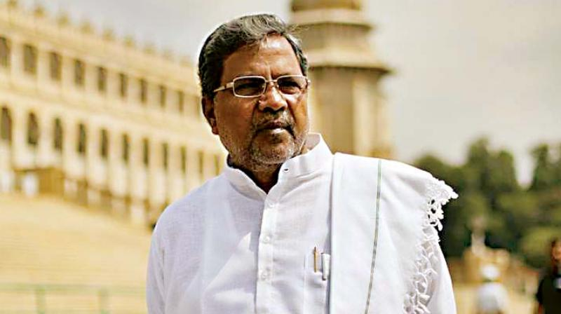 Karnataka Chief Minister Siddaramaiah on Friday invited Chinese investors to invest in Karnataka. (File Photo)
