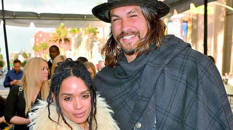 Game of Thrones stars Jason Momoa and Lisa Bonet are married.