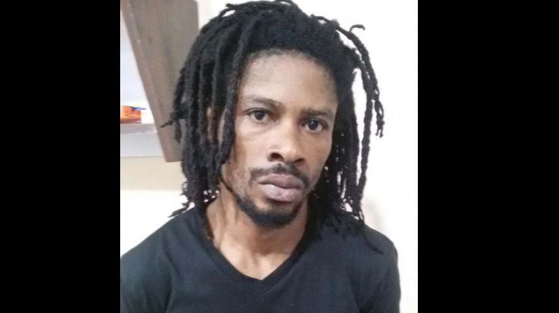 Suddaguntepalya police have arrested a 36-year-old Nigerian for selling cocaine.