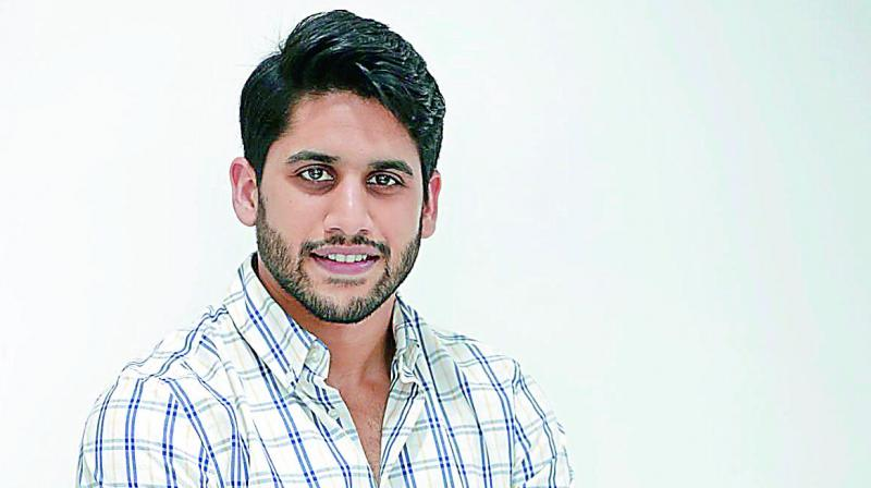 Naga Chaitanya is interested in the plotline, but director Virinchi wants to further work on the script.