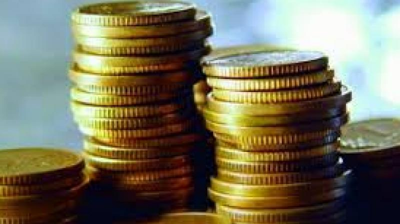 Gold reserves surged by USD 1.025 billion to USD 25.330 billion, according to the central bank data.