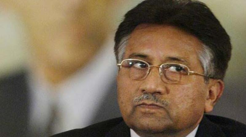 The apex court had allowed Musharraf to file nomination papers to contest the upcoming general elections on the condition that he would appear in person before the court to attend the hearing in the lifetime disqualification case against him. (Photo: File)