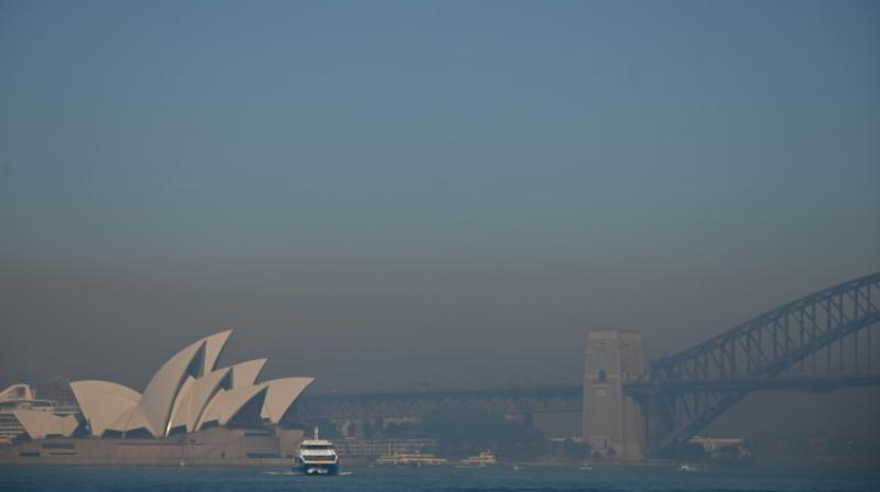 Bushfire-prone Australia has experienced a horror start to its fire season, which scientists say is beginning earlier. (Photo: AFP)