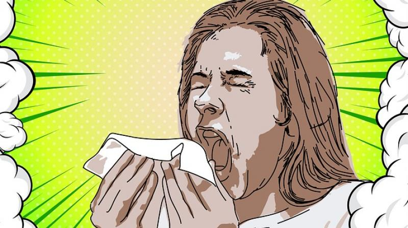 Man Suffers Throat and Neck Injury After Holding in Sneeze