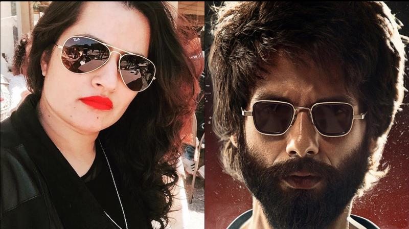 Sona Mohapatra slams Kabir Singh fans. (Photo: Instagram)