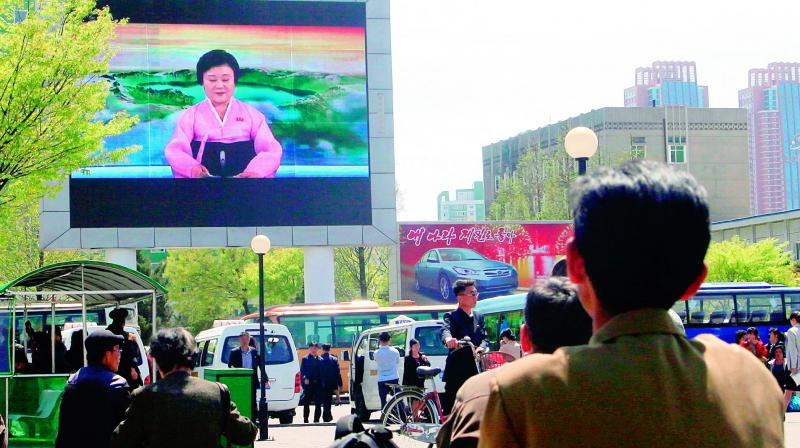 Chinese die in North Korea accident