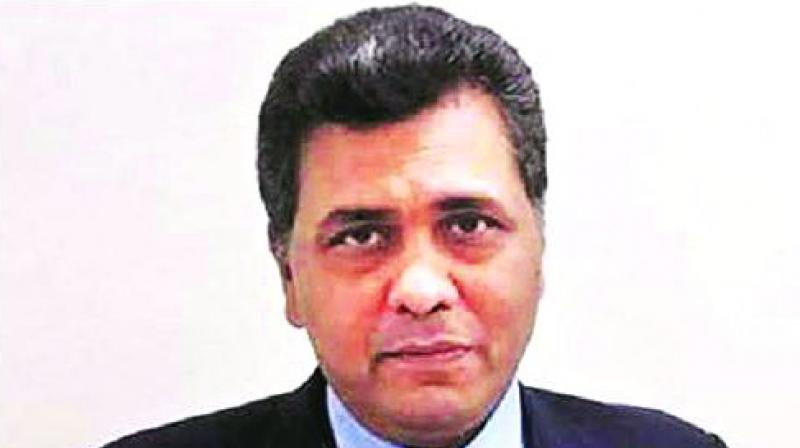 Corporate Affairs Secretary Injeti Srinivas said discussions have been held with the microfinance industry regarding criteria for the proposed waiver for small distressed borrowers from the economically weaker section (EWS). (Photo: File)