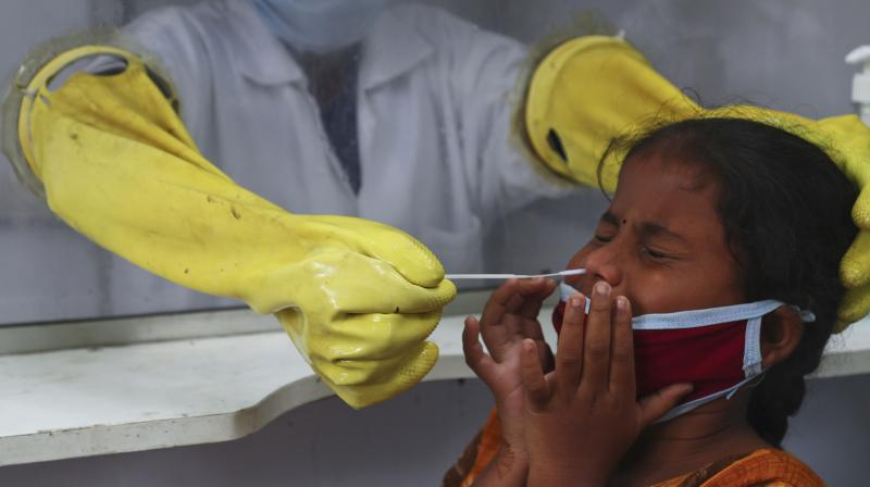31 centres across AP to care for kids if both parents hospitalised due to COVID-19