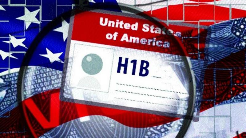 The H1-B visa has an annual numerical limit cap of 65,000 visas each fiscal year as mandated by the Congress. (Photo: File)