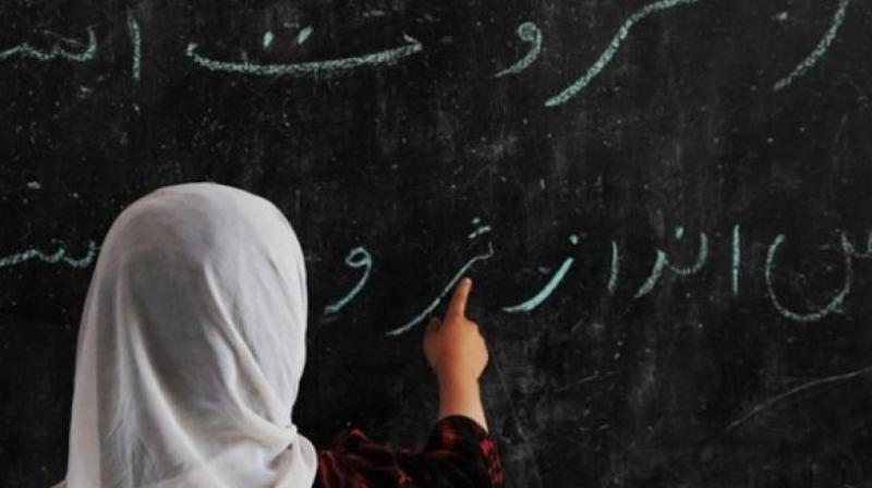 Urdu-speaking parents who are forced to admit their wards in English medium schools in urban areas due to lack of quality education in Urdu, desire that their children should be able to read and write in Urdu.