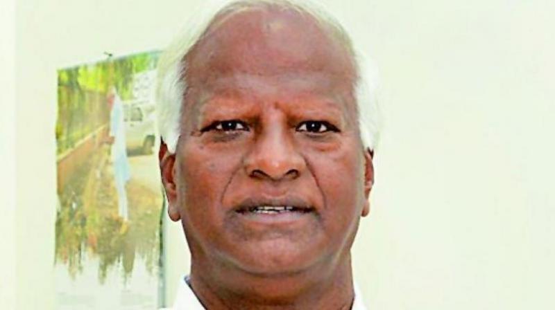 Deputy Chief Minister Kadiam Srihari