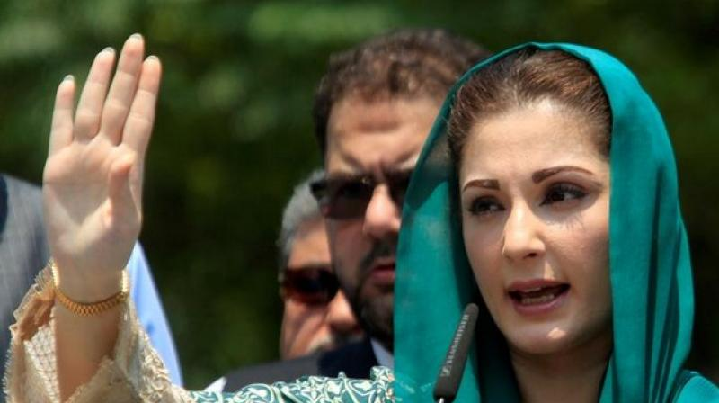 Maryam Nawaz responds to PM Imran's 'Sicilian mafia' statement