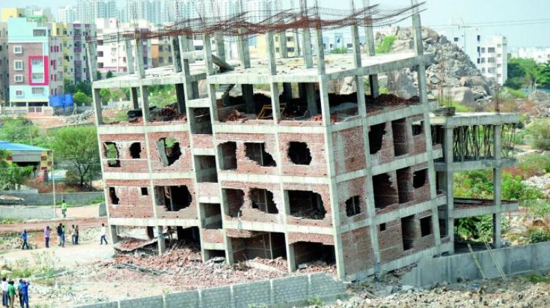 According to the government order, the owners will be given a chance to regularise their Buildings constructed beyond the rules of Town Planning. (Photo: Representational Image)