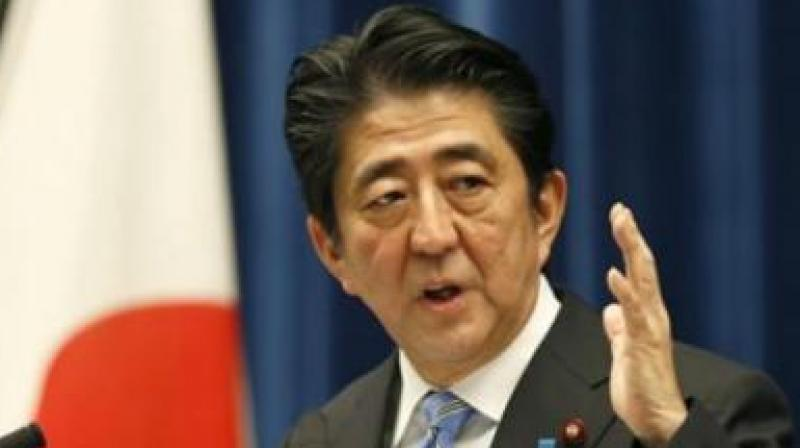 Pensions are a particularly sensitive topic for Abe. (Photo: File)