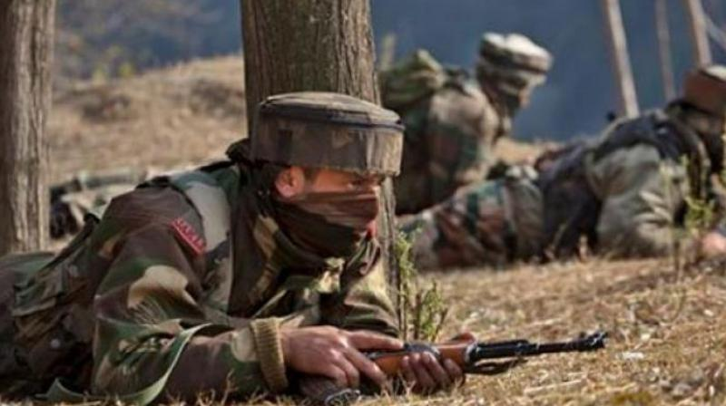 Indian troops are constantly responding to indiscriminate firing along LoC in Poonch (Representational Image)