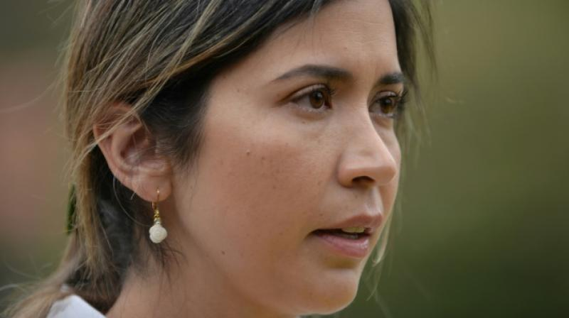 Carolina Rozo, 38, disclosed she had fallen into depression after she was personally targeted by an alleged sexual predator, the coach of the women's Under-17 team, Didier Luna. (Photo: AFP)