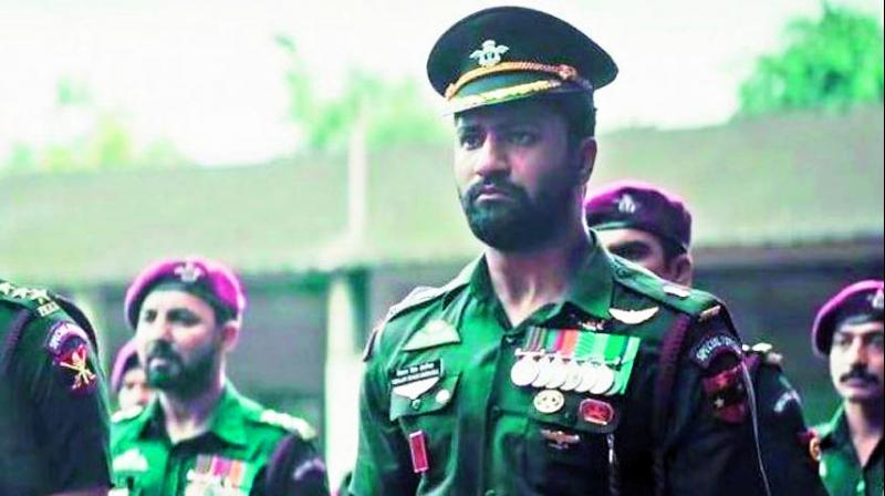 Uri Box Office Collection: Vicky Kaushals film nearly  breaks Bahubali 2's record