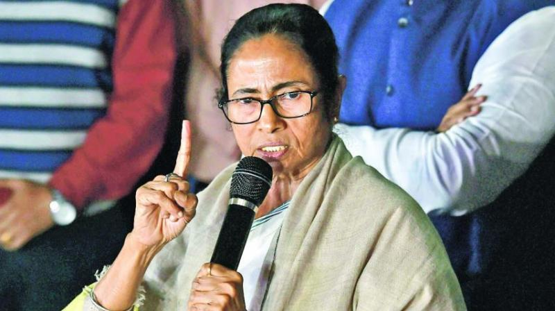 WB CM had restrained CBI from unilateral action in the state without keeping WB government and state police informed as per CBI Act. (Photo: PTI)