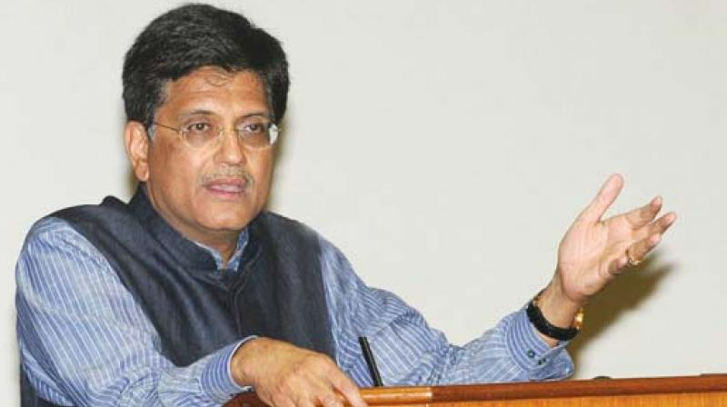 Commerce and Industry Minister Piyush Goyal.