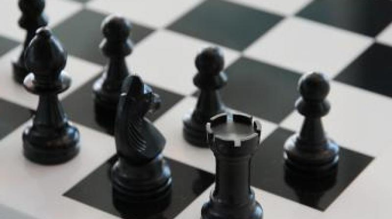 Lalith has 2,586 Fide rating points after the Gibraltar International Chess Festival Masters Tournament that concluded on January 31, where he secured 30 points. (Representational Image)