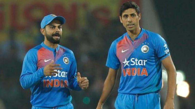 The India versus New Zealand T20 opening match at the Feroz Shah Kotla will be Ashish Nehra's last game in competitive cricket and India would look to bid a befitting farewell to the seamer. (Photo: BCCI)