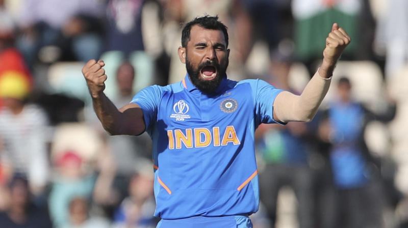 Shami was also excluded surprisingly from the playing XI against New Zealand.  (Photo: AP)