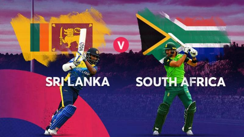 Proteas did not get a good start as they lost their first three matches and their game against the West Indies was washed out. (Photo: Cricket World Cup/Twitter)