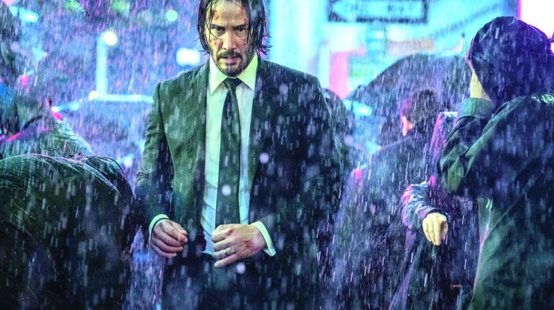 John Wick 3 movie review: Is one dope action film