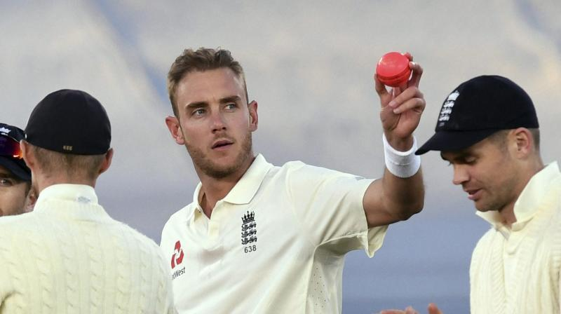 Broad would now turn his focus towards the second Ashes test match after failing to win the first test against England. (Photo: AP)