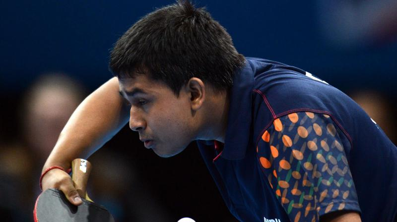 Rape-accused Soumyajit Ghosh suspended by TTFI, out of CWG squad