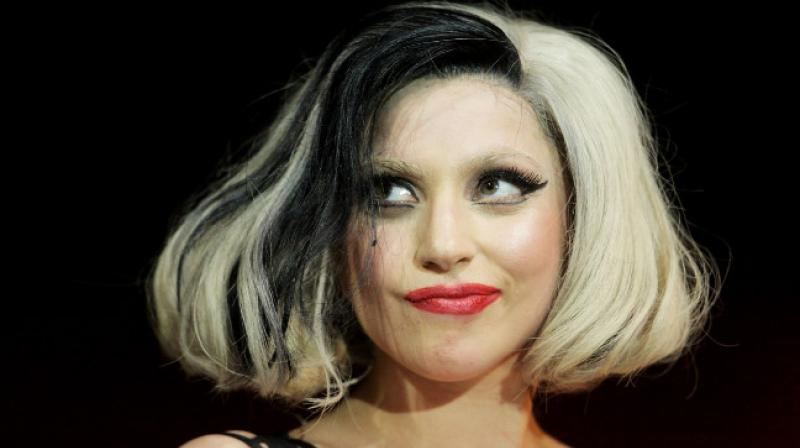 Lady Gaga. (Photo: AP)