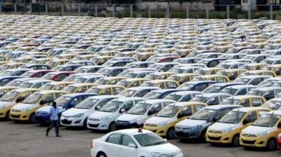 Sales of commercial vehicles were down 14.98 per cent to 61,907 units in November, SIAM said. (Photo: Representational)