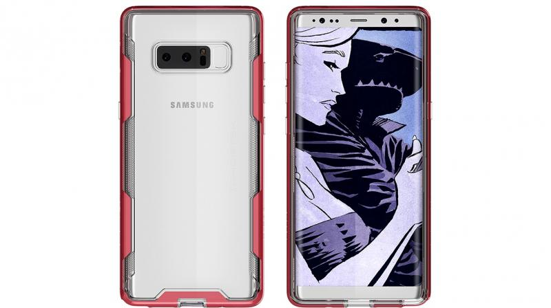 The feature that the Note 8 will introduce to Samsung's smartphone portfolio is rear dual camera setup.