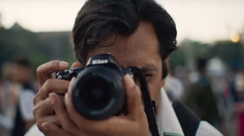 Screengrab of Nawazuddin Siddiuqui from Photograph - Clip: Rafi's World Starring Nawazuddin Siddiqui. (Courtesy: YouTube/Amazon Studios)