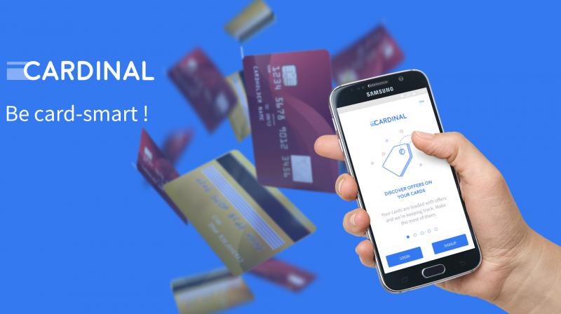 Cardinal is an app that allows users to view location specific hot deals available on their existing debit & credit cards with regards to food, shopping, movies, etc.