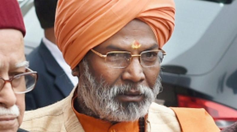 He furthe said that government will restore 50,000 demolished temples in Jammu and Kashmir. (Photo: File)