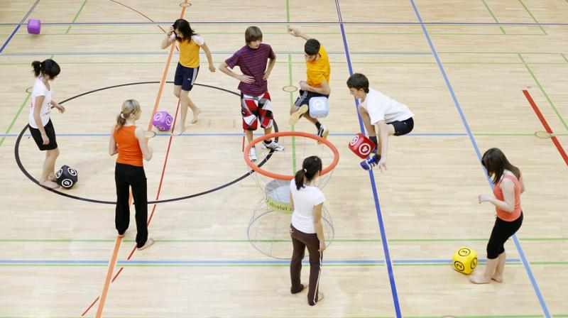 Children picked last in physical education become lazy adults. (Photo: Pixabay)
