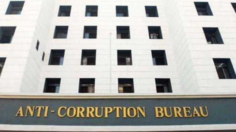 Acb net around ap government officials for Bureau government