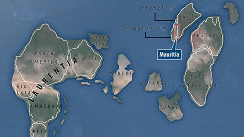 Ancient lost continent found lurking under indian ocean scientists have confirmed the existence of a lost continent under the indian ocean island gumiabroncs Choice Image