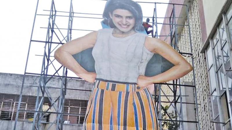 Samantha massive cutout - Oh Baby