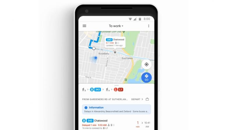 Search giant Google announced an update to its Google Maps service that will allow users to discover real-time availability of charging ports in the US and UK.