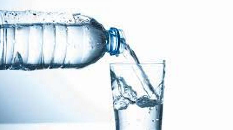The water is usually purified by the RO process. For example, if 10 litres of water is to be purified, 3 litres go waste to meet the standards.