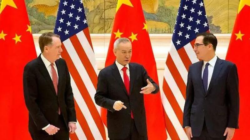 The countries have exchanged tariffs on USD 360 billion in two-way trade so far. (Photo:AP)