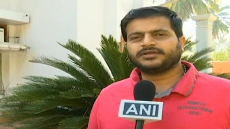 Congress leader HC Yogish said: 'Why they are scared of SIT? Believe in SIT and face consequences.' (Photo: ANI)