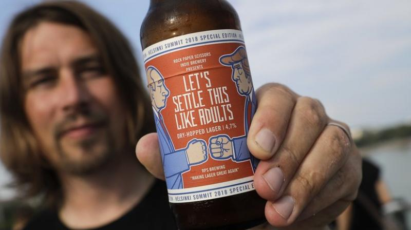 The beer has been in high demand since it hit the shelves nationwide a few days ago. (Photo: AP)