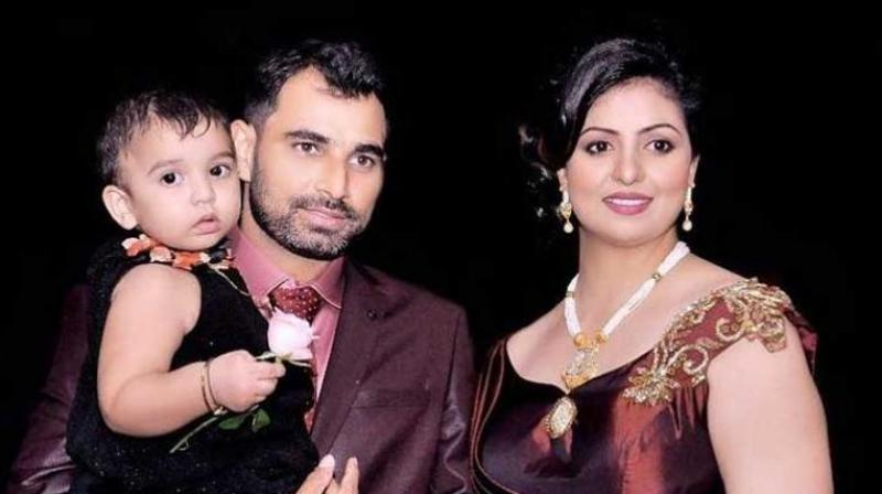 Inspite of all the allegation Mohammed SHami has expressed his desire to sort things out with his wife Hasin Jahan. (Photo: PTI)