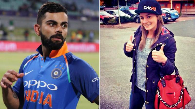 Danielle Wyatt first came into limelight in 2014 after asking Virat Kohli to marry her. (Photo: AP / DC File)